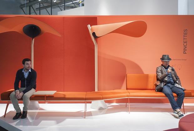 Workplace Project @ Salone del Mobile Milano 2015