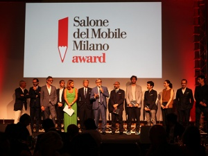 The winners of the 1st Salone del Mobile. Milano Award have been announced