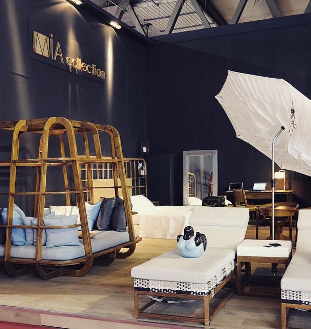 Mia Collection @ Salone del Mobile Milano 2015
