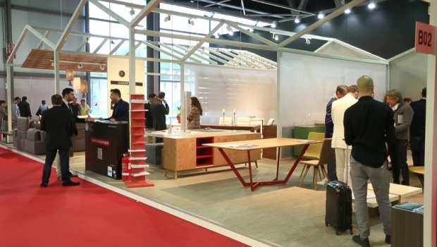 Group stand @ Salone del Mobile 2014