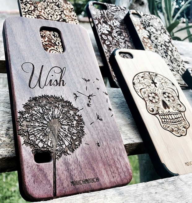 Mobile cases by mouchmouch