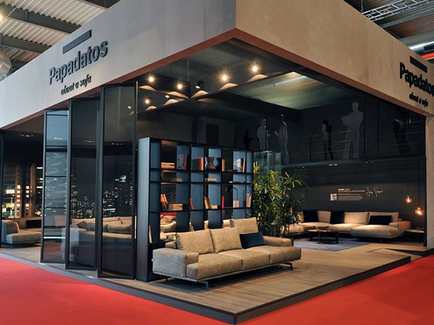 Papadatos @ Salone del Mobile Milano 2015