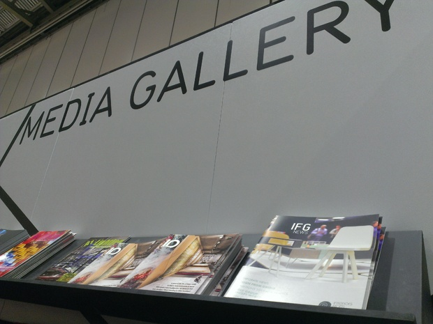 IFG News @ Media Gallery, May Design Series 2015