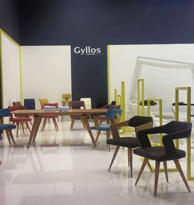 Gyllos Furniture Concepts @ Salone del Mobile Milano 2015