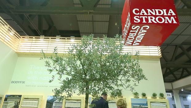 Candia Strom @ Salone del Mobile 2014