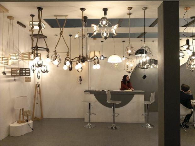 Malapetsas Lighting @ Salone del Mobile Milano 2015