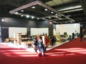 Greek Group Stand concept at Salone del Mobile. Milano for third time in a row