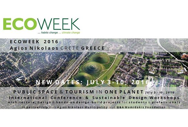Ecoweek Crete 2016