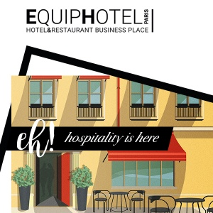 A fresh start for EquipHotel Paris 2020