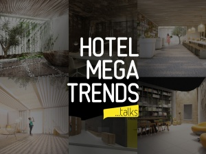 Hotel Megatrends / Talks, during xenia trade show in Athens