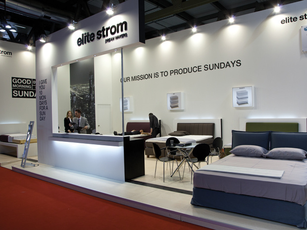 elite strom at i saloni 2012