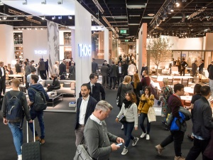 Design meets business at the international interiors show in Cologne
