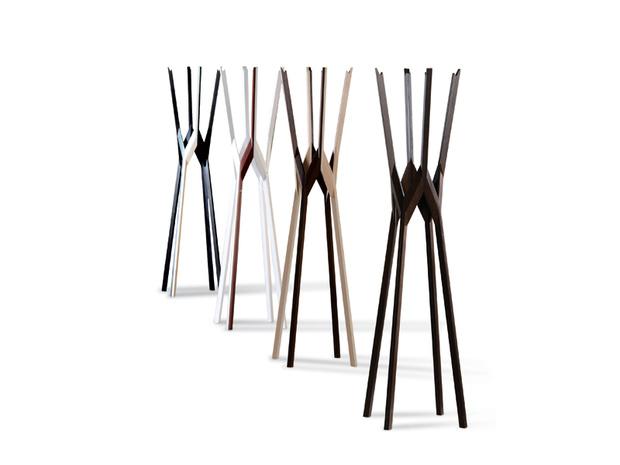okto coat rack, Lattas, by Yiannis Georgaras