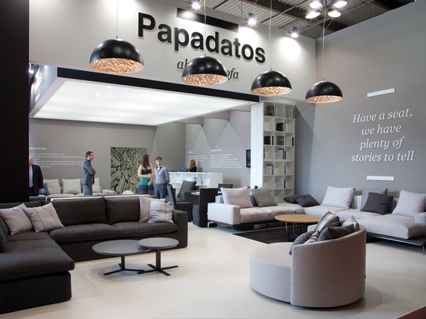 papadatos at i saloni 2012